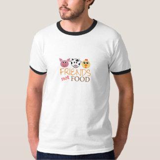 Friends Not Food Shirt