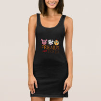 Friends Not Food Sleeveless Dress