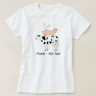 Friends, Not Food! T-Shirt