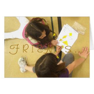 Friends notecard 6.1