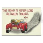 """friends"" Notecard Card"
