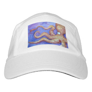 """Friends"" Octopus & Crab, Fish with Attitude Hat"