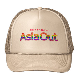 Friends of AsiaOut Hat