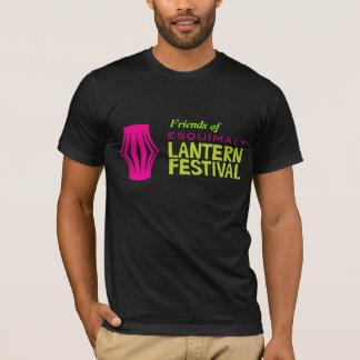 """Friends of Esquimalt Lantern Festival"" t-shirt"