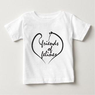 Friends of Felines CT Baby T-Shirt