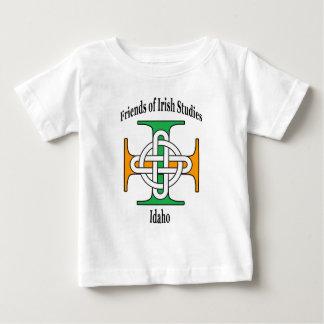 Friends of Irish Studies, Idaho Baby T-Shirt