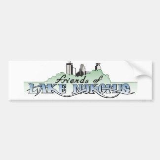 Friends of Lake Nokomis Bumper Sticker