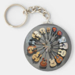 Friends of Music Keychains