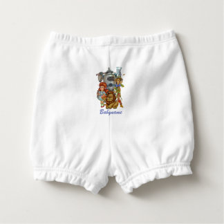 Friends of Oz Personalized Diaper Cover