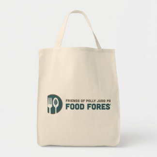 Friends of Polly Judd Food Forest Grocery Bag