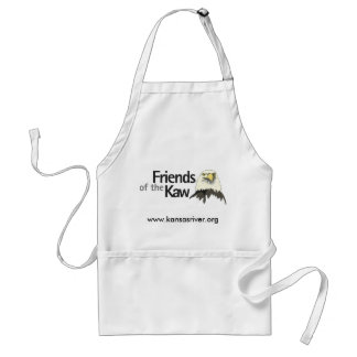 Friends of the Kaw, www.kansasriver.org Adult Apron