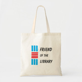 Friends of the Library Bag