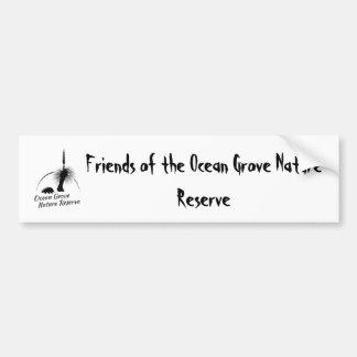 Friends of the Ocean Grove Nature Reserve Sticker