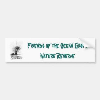 Friends of the OGNR Sticker