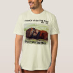 Friends of the Sea Otter Organic Cotton Shirt