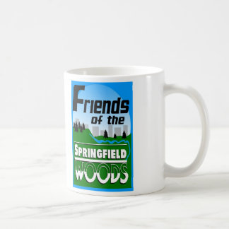 Friends of the Springfield Woods Logo Mug