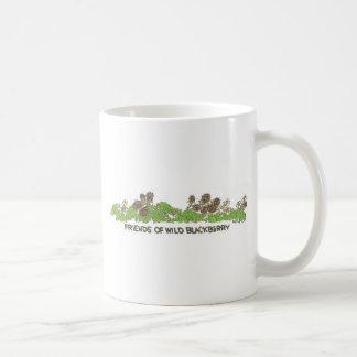 Friends of  Wild Blackberries Coffee Mug