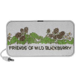 Friends of  Wild Blackberries Speaker