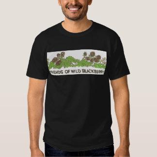 Friends of  Wild Blackberries T Shirt