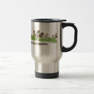Friends of  Wild Blackberries Travel Mug