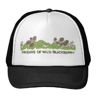 Friends of  Wild Blackberries Trucker Hat