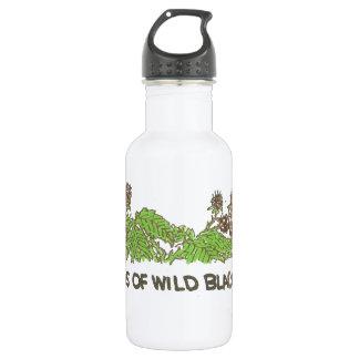 Friends of  Wild Blackberries Water Bottle