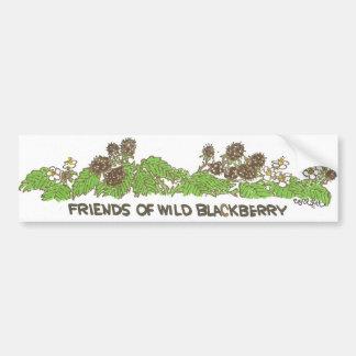 Friends of Wild Blackberry! Bumper Sticker