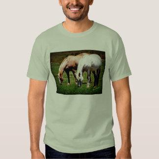 """""""Friends"""" Pair of Horses T-shirt"""