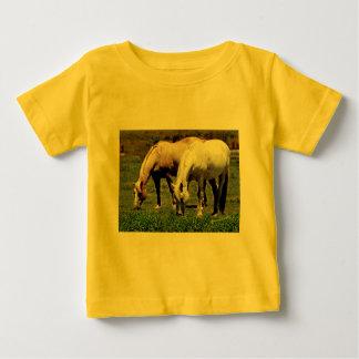 """""""Friends"""" Pair of Horses T Shirt"""
