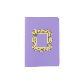 FRIENDS™ | Peephole Frame Passport Holder