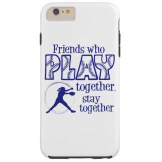 Friends PLAY Tough iPhone 6 Plus Case