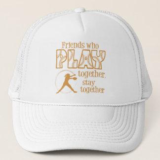 Friends PLAY Trucker Hat