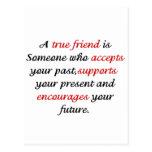 Friends.png verdadero tarjetas postales