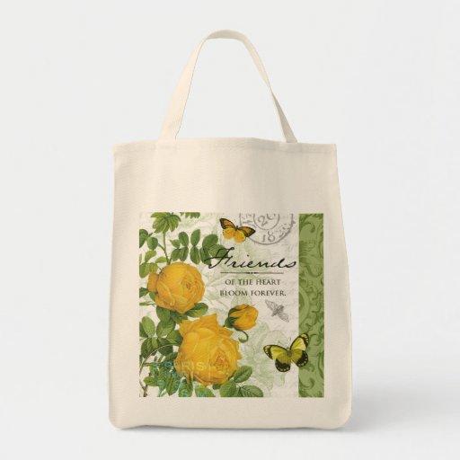 friends reusable grocery tote best buy canvas bag zazzle. Black Bedroom Furniture Sets. Home Design Ideas