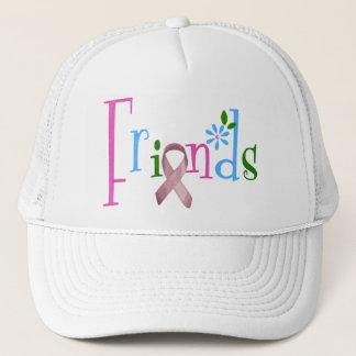 Friends Ribbon - Customized Trucker Hat