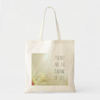 Friends & Sunshine Tote Bag