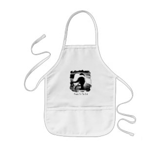 Friends to the End Cats Kids' Apron
