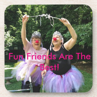 Friends + Tutus = Fun Times Coaster