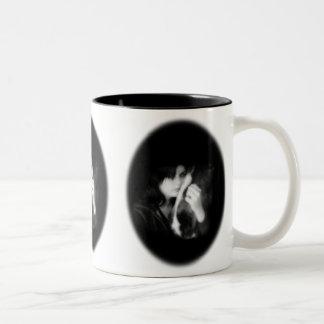Friends Two-Tone Coffee Mug