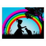 Friends under the Rainbow Posters