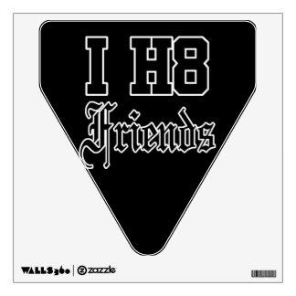 friends wall sticker