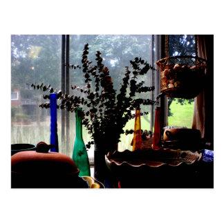 Friends Window Postcard