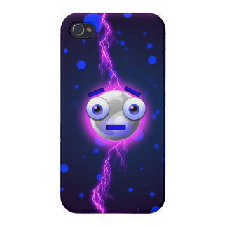 Friends With Lasers Glossy iPhone 4 Case