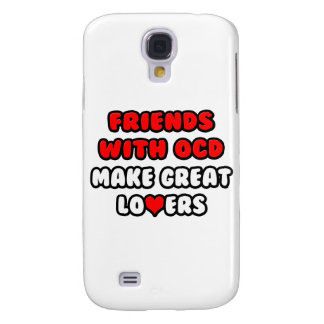 Friends with OCD Make Great Lovers Samsung Galaxy S4 Cover