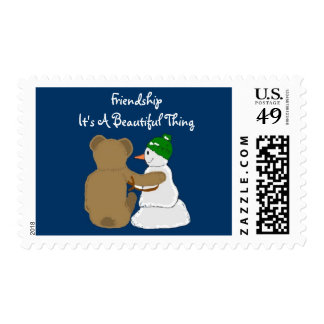 Friendship A Beautiful Thing Postage