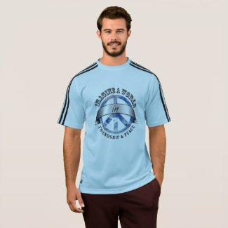 Friendship And Peace T-Shirt