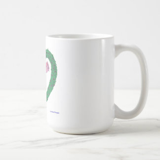 Friendship and Romance Roses Coffee Mug