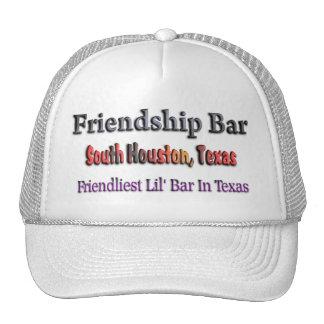 Friendship Bar Trucker Hats