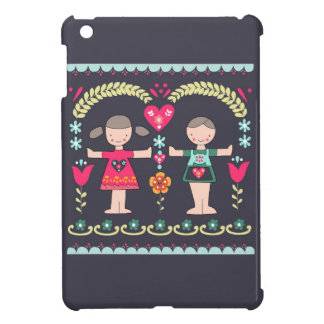 Friendship Cover For The iPad Mini