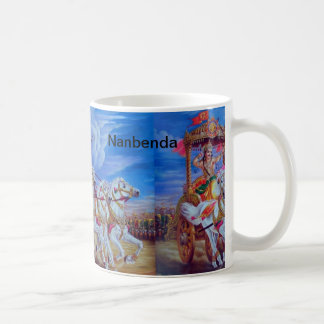 Friendship Cup- Toast to Friendship Classic White Coffee Mug